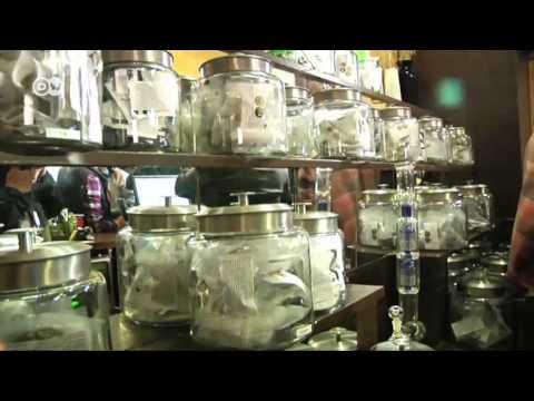 В США очереди за марихуаной