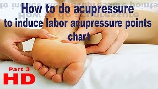 how to do acupressure how to do acupressure to induce labor acupressure points chart