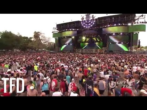 Oliver Heldens - Ultra Music Festival Miami 2015 Drops Only