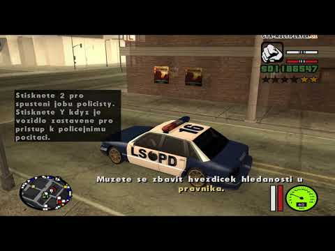 AMMO BOX V AUTĚ / 24/7 NA WTLS / GTA SAN ANDREAS MULTIPLAYER