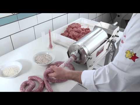Máy nhồi xúc xích bằng tay -  Manual sausage fillers