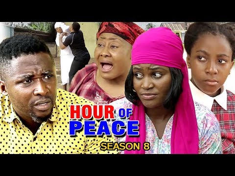 Hour Of Peace Season 8 - (New Movie) 2018 Latest Nigerian Nollywood Movie Full HD | 1080p thumbnail