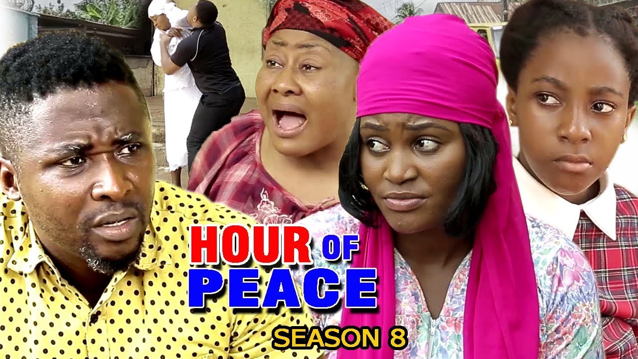 Download Hour Of Peace Season 8 - (New Movie) 2018 Latest Nigerian Nollywood Movie Full HD | 1080p