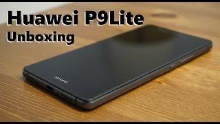 Unboxing Huawei P9 Lite