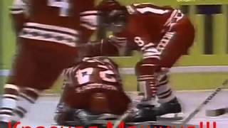 Кубок вызова 1979 год Красная Машина-Канада 6-0