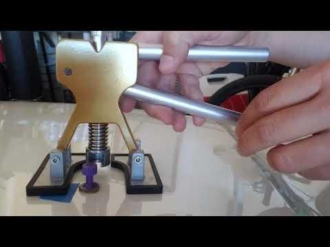 Paintless Dent Repair Tool- by POWPDR