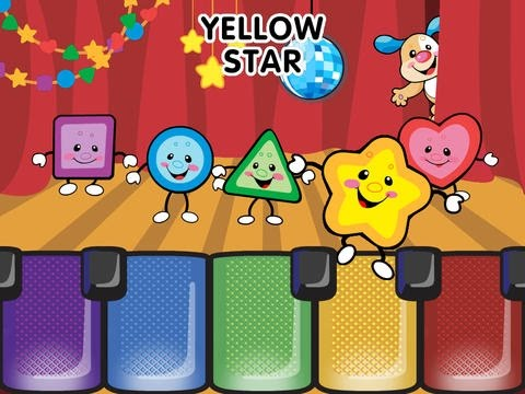 Laugh and Learn Shapes and Colors Music Show for Baby