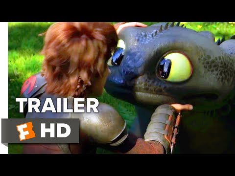 How to Train Your Dragon: The Hidden World Trailer #1 (2019) | Movieclips Trailers thumbnail
