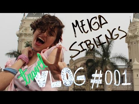 Lima (Parte 1) - Travel VLOG #001