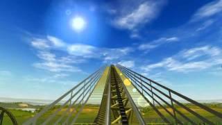 RCT3 - Frontier Land Theme Park