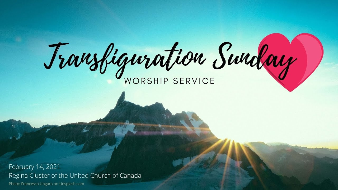 Worship Service - Feb. 14, 2021