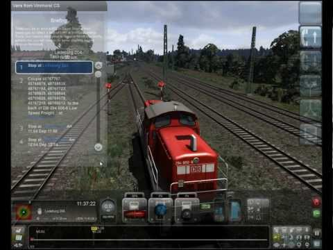 Trs 2014 ep1 (Slow Freight on the DB)