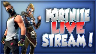 Fortnite Livestream!! Learning To Get Better On PC!! Playing with Viewers!!