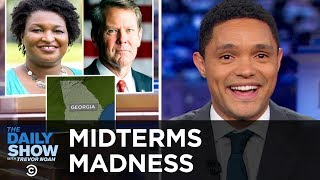 Democalypse 2018 - Democrats Look for History-Making Victory in Georgia | The Daily Show thumbnail