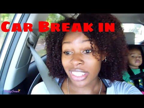 Car was broken into again  Interracial family biracial family