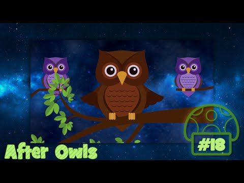 ANIMATED Raymusique After Owls  Original Composition #18  With Download