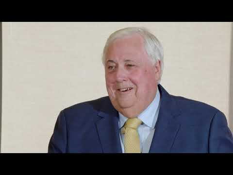 Clive Palmer Press conference - Freedom of choice - Important information for all Australians