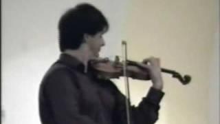 Brahms Violin Concerto: III. Allegro giocoso, ma non troppo vivace - Poco più presto