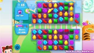 Candy Crush soda Saga Level 257 No Boosters