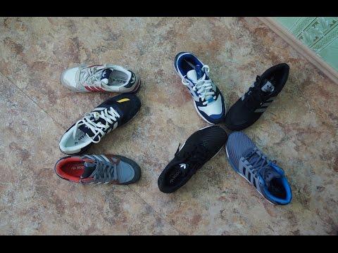Сравнительный обзор кроссовок Adidas линейки ZX