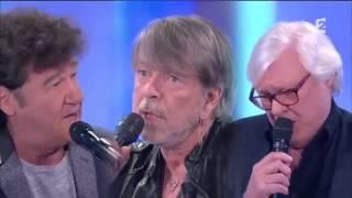#Renaud Quand les hommes vivront d'amour Robert Charlebois David McNeil