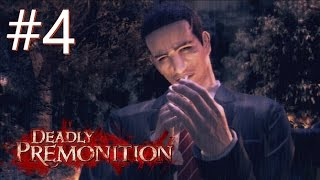 Deadly Premonition #4 - Hasta las bolas de monstruos!