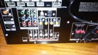 Sony 910-Watt 7.1-Channel Home Theatre Receiver STRDH520