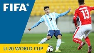 Austria v. Argentina - Match Highlights FIFA U-20 World Cup New Zealand 2015