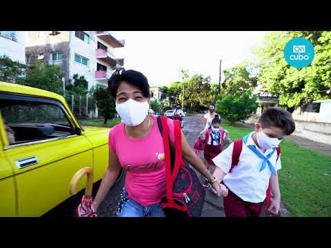 Postales: Atípico inicio del curso escolar cubano