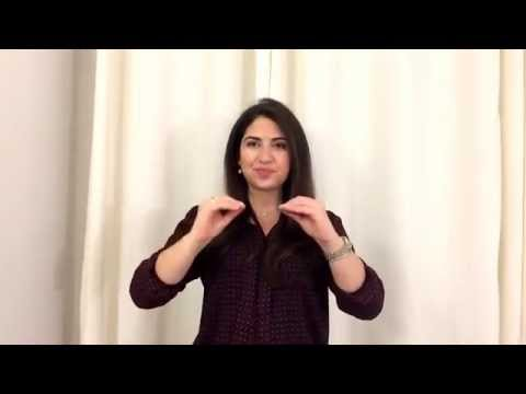 Learn To Sign Numbers 1-15 In American Sign Language (for Beginners)
