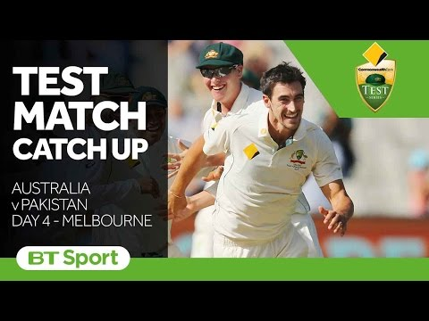 Australia vs Pakistan  Second Test Day Five Highlights   Test Match Catch Up New Flash Game