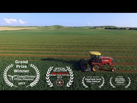 Beauty & Bounty - A New York City Drone Film Festival official selection