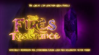 The Dark Crystal: Age of Resistance Q & A from The Great Con-Junction official event 2020