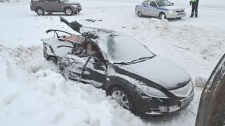 Подборка жестких аварий Февраля вторая неделя Channel Жёсткие аварии
