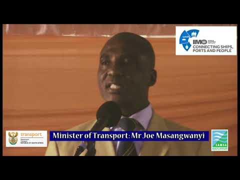 World Maritime Day 2017 Transport Minister
