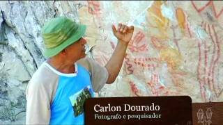 Pedra Furada - Sítio Arqueológico de Oliveira dos Brejinhos