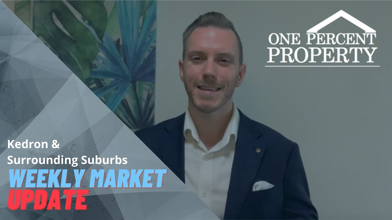 Kedron & Surrounding Suburbs Weekly Market Update   06.05.21