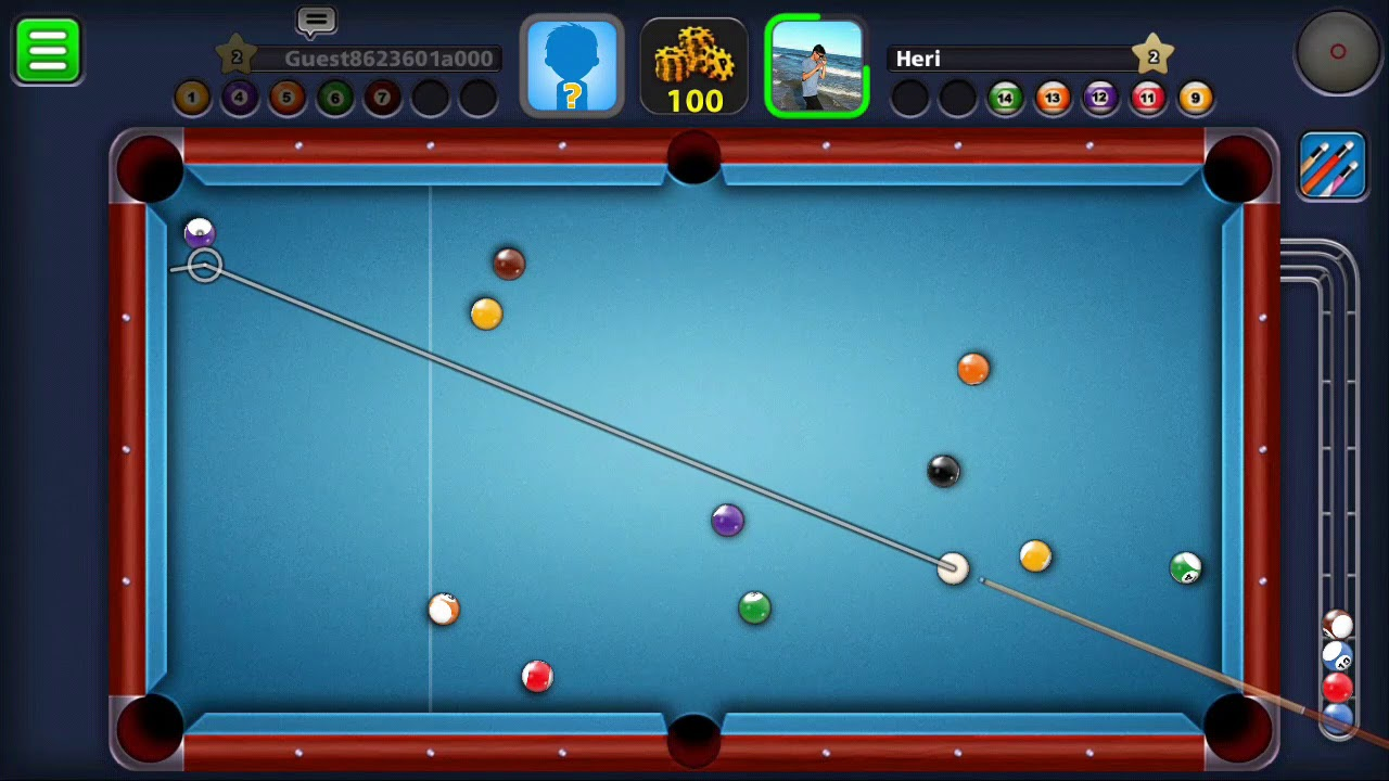 8 Pool Rexdl 8 Ball Pool Extended Guidelines Longline Mod Apk V 4 2 No Root