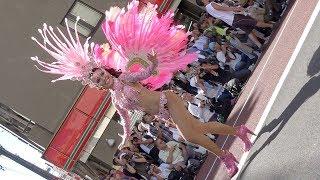 Amigos Calientes at Asakusa Samba Carnival 2018 テーマは「健康診断...