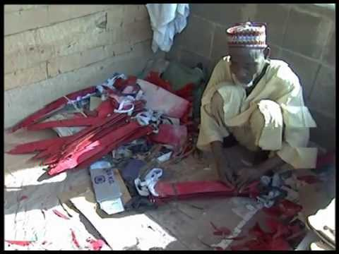 LEATHER WORKS IN SOKOTO-FESTOUR
