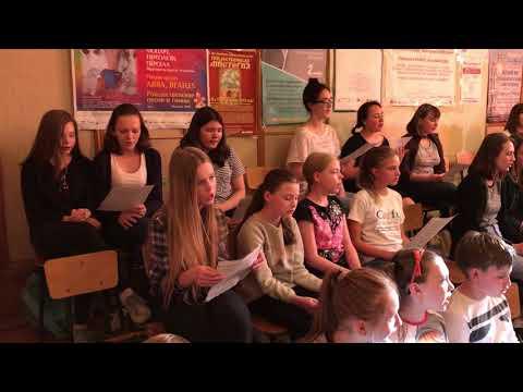 """А.Львов """"Боже, Царя храни"""" Детский хор Телевидения и Радио Санкт-Петербурга"""