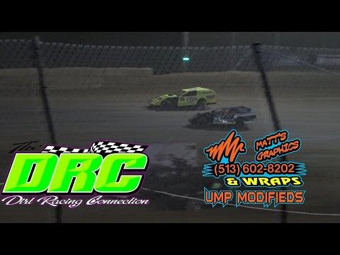 Moler Raceway Park   4.15.16   Matts Graphics UMP Modifieds   Feature