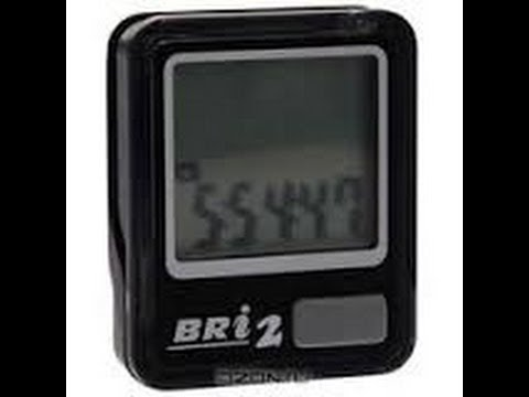 Bri-2 Велокомпьютер Инструкция - фото 6