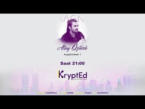 KryptEd Nedir? w/ Altuğ Öztürk