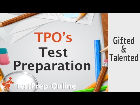 Free CogAT Sample Test and Sample Questions - TestPrep-Online