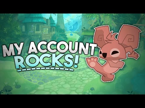 MY ANIMAL JAM ACCOUNT ROCKS!