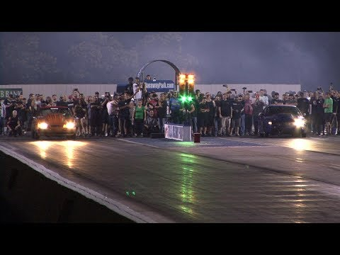 TULSA MIDNIGHT DRAGS - Small Tire & Truck Class