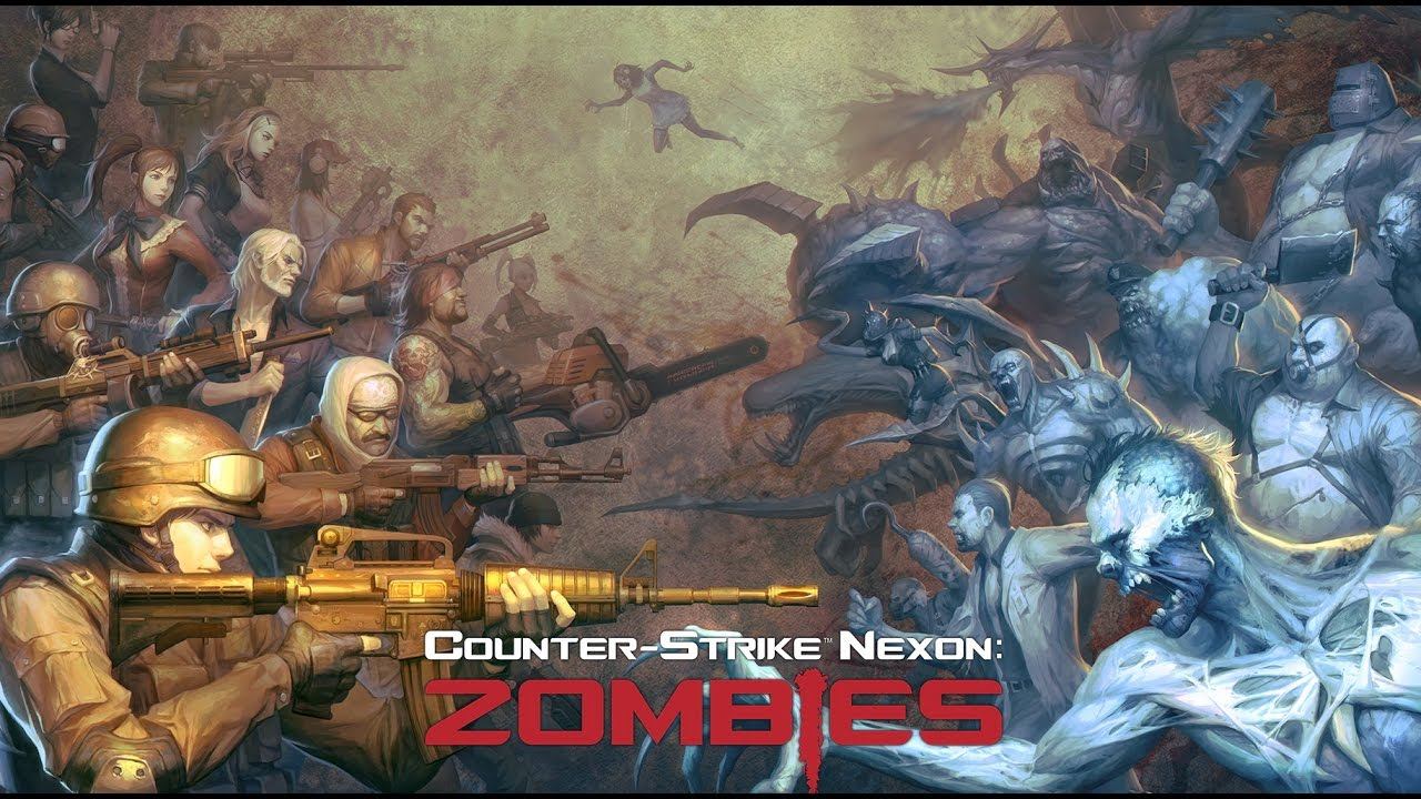 Counter-strike nexon: zombies review and download.