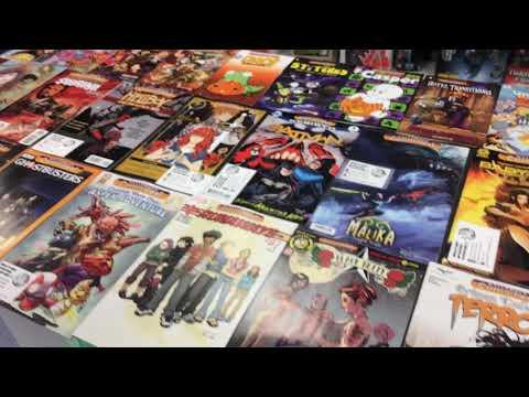 Halloween Comicfest FREE comics at Dublin City Comics