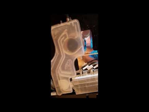 How to fix the LG Dishwasher FE Error, Fill Error